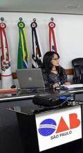 """Ordem dos Advogados do Brasil - Seccional São Paulo. Palestra: O Papel da Ouvidoria na Solução de Conflitos. Expositora: Dra. Roberta Lídice. Professora Conferencista, Advogada e Consultora Jurídica. Ouvidora/Ombudsman, devidamente certificada pela Ouvidoria-Geral da União (OGU) e Escola Nacional de Administração Pública (ENAP), para o exercício da atividade de Ouvidoria e Participação Social – PROFOCO. """"A Ouvidoria é um instrumento fundamental para consolidar a cultura de transparência. Com o advento da Lei nº 12.527/2011, conhecida como Lei de Acesso à Informação – LAI, a publicidade passou a ser a regra e o sigilo a exceção. A Lei de Acesso, entretanto, prevê algumas exceções ao acesso às informações, notadamente àquelas cuja divulgação indiscriminada possa trazer riscos à sociedade ou ao Estado"""" - Roberta Lídice. Palestra disponível no Canal YouTube - Roberta Lídice: https://youtu.be/ZpdHnwWcYxU"""