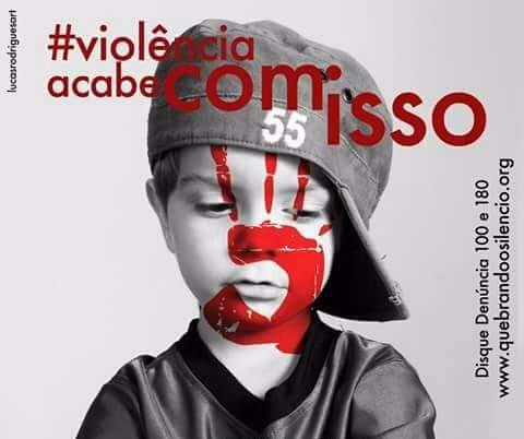 Violência contra crianças e adolescentes: implicações jurídicas e psicológicas do crime -Por Roberta Lídice. https://jus.com.br/artigos/48676/violencia-contra-criancas-e-adolescentes-implicacoes-juridicas-e-psicologicas-do-crime Foto: www.quebrandoosilencio.org.br