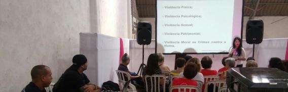 Ação Social: Secretaria Municipal de Esportes e Prefeitura de São Paulo. Violência Doméstica.Tipos de Violência. Roberta Lídice.