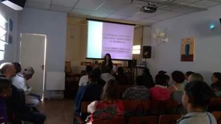 PALESTRA: VIOLÊNCIA DOMÉSTICA: ROMPENDO O SILÊNCIO - Associação Beneficente Algodão Doce.