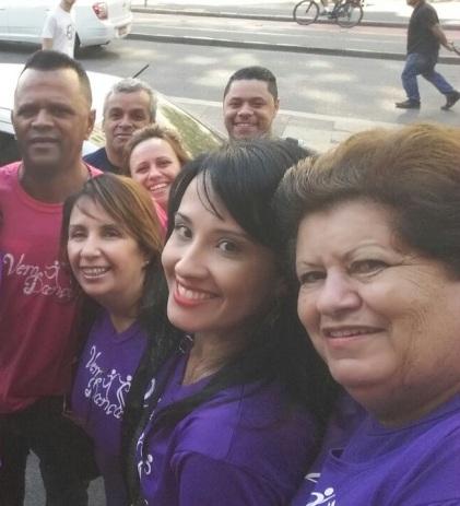 Evento no Theatro Municipal de São Paulo: 9 anos da Lei Maria da Penha/ Agosto 2015 - Secretaria Municipal de Políticas Públicas para as Mulheres.