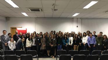 139ª Reunião do Comitê de Ouvidoria da ABRAREC. Auditório TecBan. Com Lúcia Farias, Ouvidora da Algar Tech e Vice-Presidente da Associação Brasileira das Relações Empresa Cliente - ABRAREC. http://abrarec.com.br