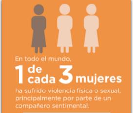 25 de noviembre: Día Internacional para la Eliminación de la Violencia contra la Mujer. El tema de activismo mundial de la campaña ÚNETE de este año es: Pinta el mundo de naranja: #EscúchameTambién. Para generar conciencia e inspirar acciones que pongan fin a esta lacra mundial, las Naciones Unidas celebra el Día Internacional para la Eliminación de la Violencia contra la Mujer el 25 de noviembre. La fecha marca el brutal asesinato en 1960 de las tres hermanas Mirabal, activistas políticas de la República Dominicana. Todos los años, se conmemoran en todo el mundo el 25 de noviembre y los subsiguientes 16 Días de activismo contra la violencia de género (que finalizan el 10 de diciembre, Día de los Derechos Humanos). Con ellos se brinda a personas y asociaciones la oportunidad de movilizarse y llamar la atención sobre la necesidad urgente de poner fin a la violencia contra las mujeres y las niñas.