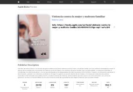 """*Apple Books - E-book: """"Violencia Contra La Mujer Y Maltrato Familiar"""" Author: Roberta LÍDICE. *Destacado de J.M. Bosch Editor – Barcelona   Libro: """"VIOLENCIA CONTRA LA MUJER Y MALTRATO FAMILIAR"""", de la autora Roberta LÍDICE. *Obra incorporada a los acervos de 70 Bibliotecas Universitarias, de los siguientes países: Spain, United States, United Kingdom, France, Greece, Malta, Australia, Canada, New Zealand, United Arab Emirates, Turkey, Thailand, Trinidad and Tobago. *Disponible en la Librería Bosch, así como en las principales librerías de España, Francia, Italia, Alemania, Inglaterra, Australia, Corea, Brasil, Colombia, Argentina, entre otros países, con envíos a todo el Extranjero. En este libro, cabe destacar que el prólogo fue escrito por la ilustre y distinguida Dra. Mariem De la Rosa Brediñana, Jueza Suprema Titular de la Corte Suprema de Justicia de la República del Perú, que se ha avalado este trabajo de investigación, razón de gran honor para mí, por el reconocimiento de la labor que he desarrollado. Book details Libro:Violencia Contra La Mujer y Maltrato Familiar. Author: Roberta LÍDICE. PublisherJ.M. Bosch Editor Publication City/CountryBarcelona, Spain LanguageSpanish Edition Year: 2019. ISBN papel: 978-84-120770-0-1 ISBN digital: 978-84-120770-1-8 Prologue: Dr. Mariem De la Rosa Bedriñana – Supreme Court Judge. Para conocer el prólogo, resumen e índice de este libro, puede consultar los siguientes enlaces: http://libreriabosch.com/media/public/doc/Lidice_Resumen_Indice_Prologo_Intro.pdf Librería Bosch: http://libreriabosch.com/Shop/Product/Details/41509_violencia-contra-la-mujer-y-maltrato-familiar Apple Books: https://books.apple.com/us/book/violencia-contra-la-mujer-y-maltrato-familiar/id1489594753?ign-mpt=uo%3D4 ¡Buena Lectura!/ Have a Good Reading! Copyright © 2014-2020 ROBERTA LÍDICE. São Paulo – Brasil."""