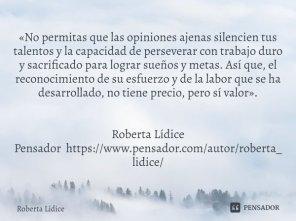 Roberta Lídice | Pensador https://www.pensador.com/autor/roberta_lidice/